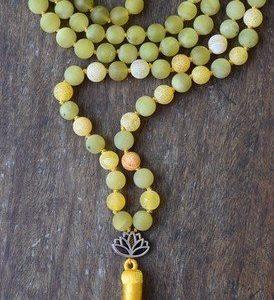 mala-gebetskette-unikatschmuck-schmuckwerkstatt-serpentin-achat-versilbert-lotos