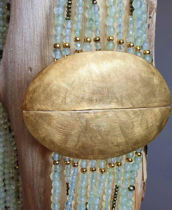 prehnit-pyrit-extravagante-schliesse-silber-vergoldet-schmuckwerkstatt-unikat